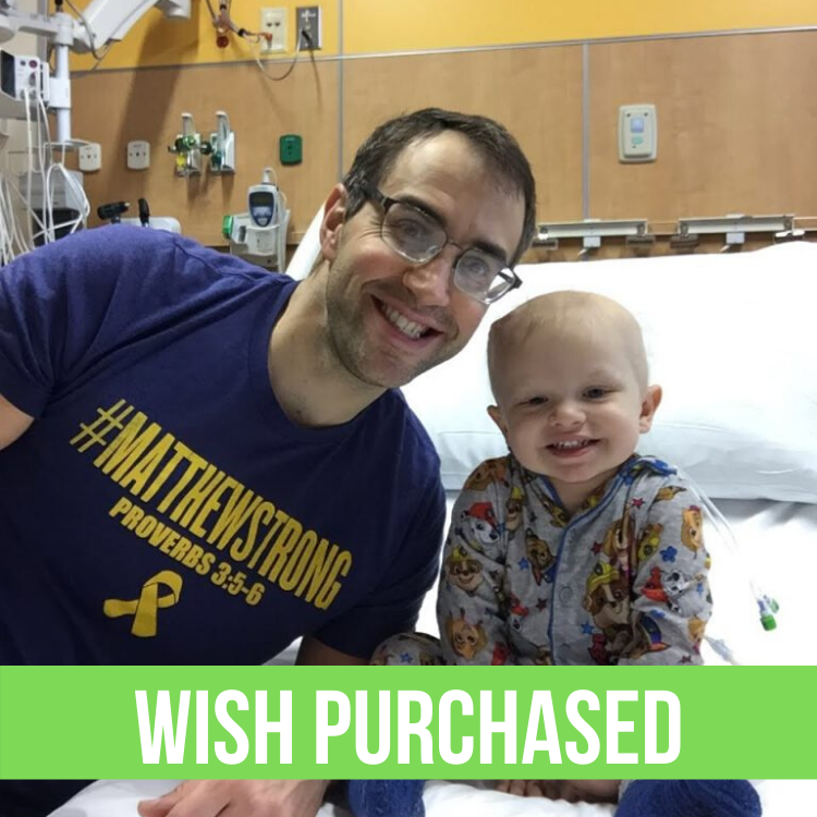 Wishes Little Wish Foundation